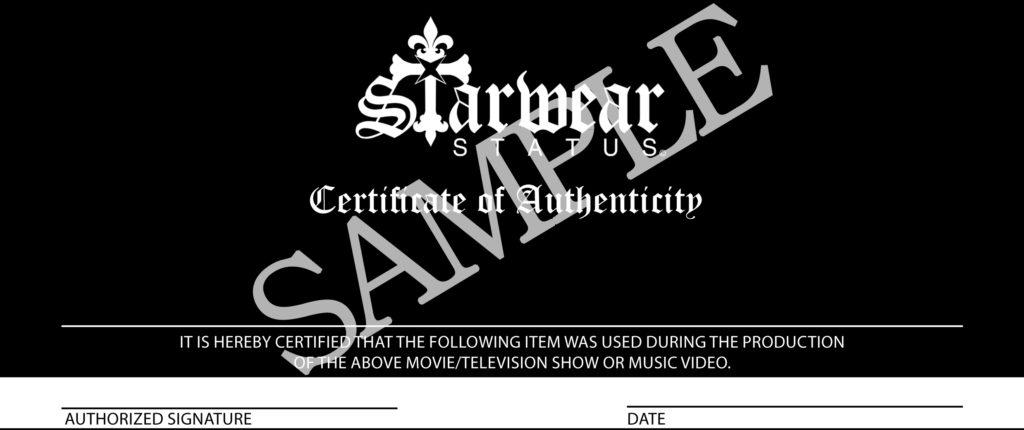 Starwear_Status_Certificate_Of_Authenticity