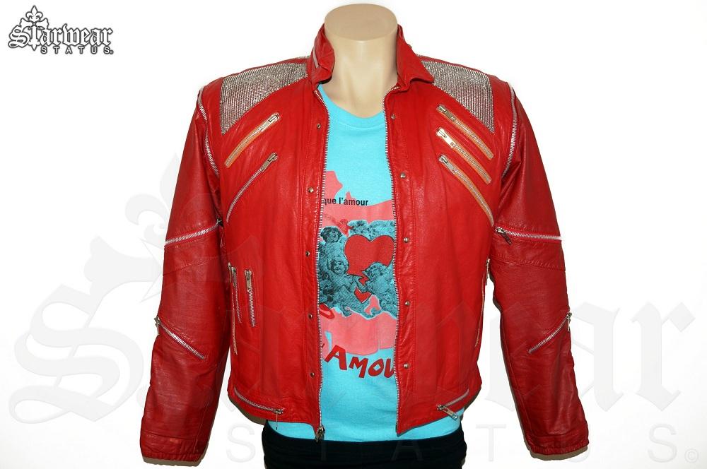 michael jackson red jacket wwwimgkidcom the image