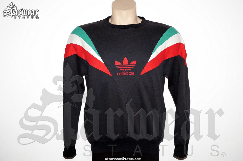 very rare authentic 'rocky iv' adidas originals italian vintage