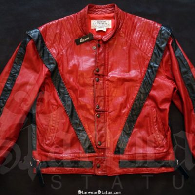 Clothing, Shoes & Accessories Hard-Working Gear Leather Jacket Xl Hollywood Video Men's Clothing
