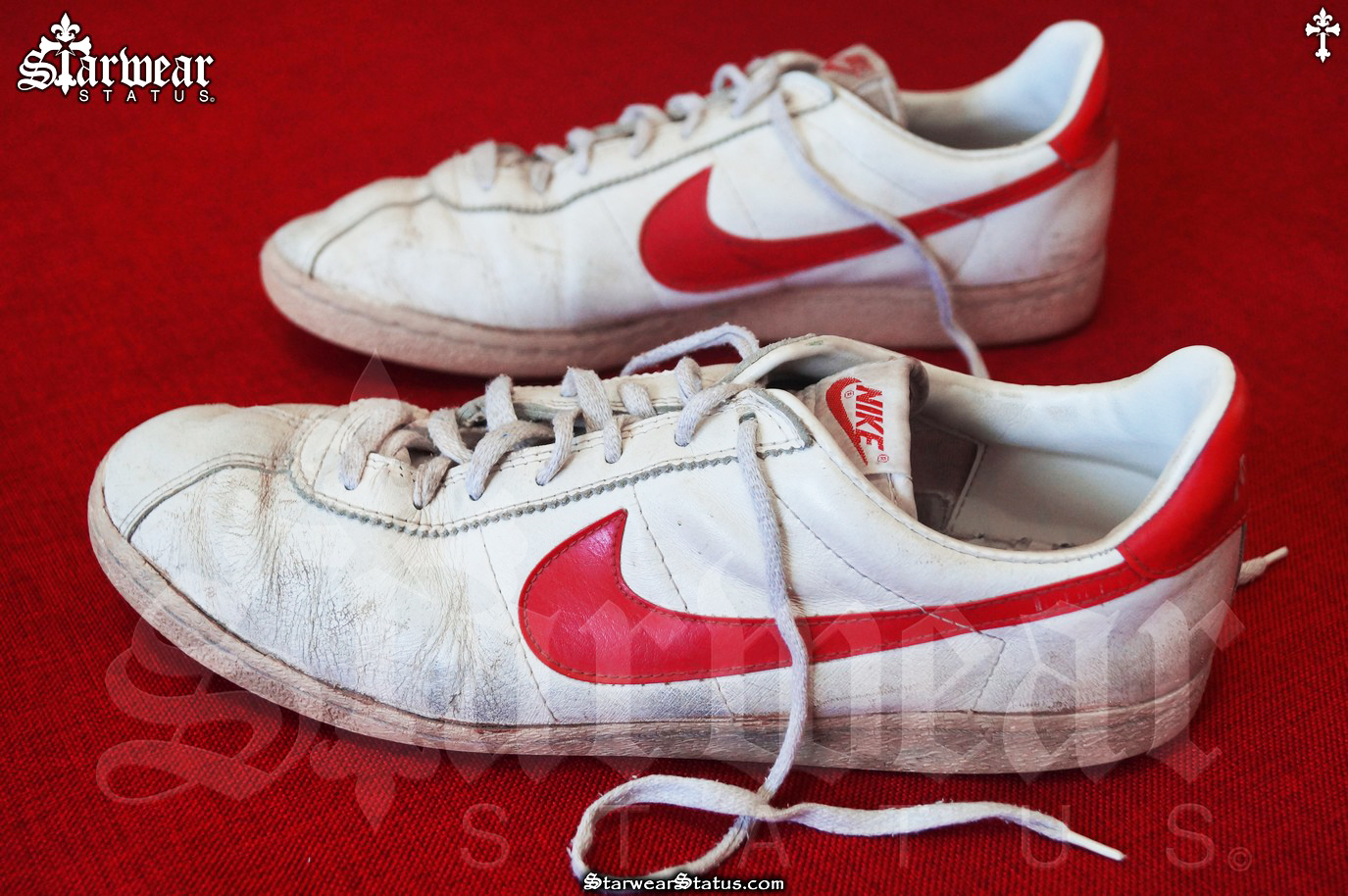 80s Nike Bruin Back To The Future Shoes